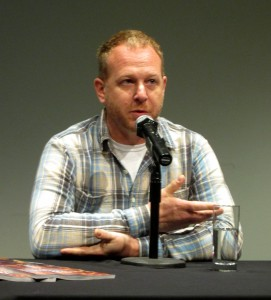 Andy Ricker (speaking at the New York Wine and Food Festival)
