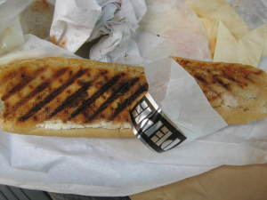the Spanish Grilled Cheese