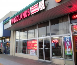 the Woodlands storefront